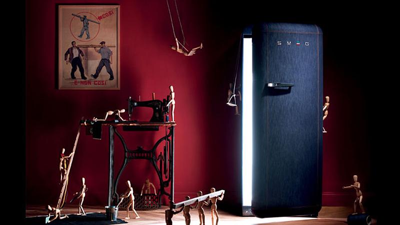 Smeg Kühlschrank Farben : Fab ro kühlschrank by smeg